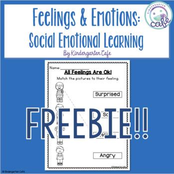 Feelings - Freebie!