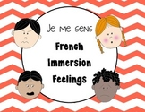 Feelings- French Immersion