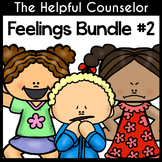 Feelings Games & Activities Bundle #2