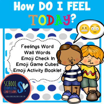 My Feelings - Using Emoji's to identify different EMOTIONS***