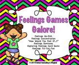 Feelings Games Galore