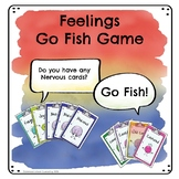 Feelings Go Fish - School Counseling Card Game