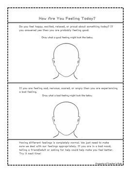 Feelings - Good feelings, Bad Feelings, How to Express Feelings - Health