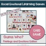 Feelings Guess Who? Card Game || Teaching Feelings Games
