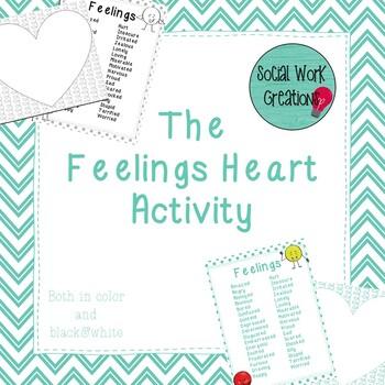 Feelings Heart: Learning to Express Our Feelings