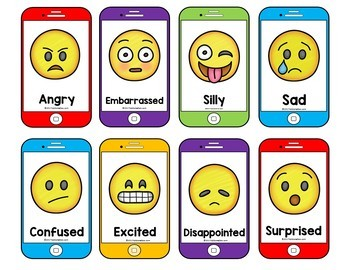 Feelings Identification Activities