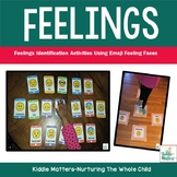 Emoji Feelings Identification Activities