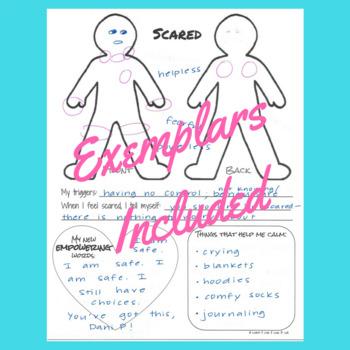 Feelings Identification Book