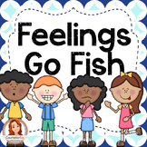 Feelings and Emotions Activity: Go Fish