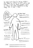 Feelings In The Body Art Sheet