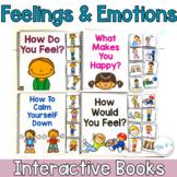Feelings Interactive Books