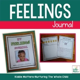 Feelings Journal: Helping Kids Express Their Feelings