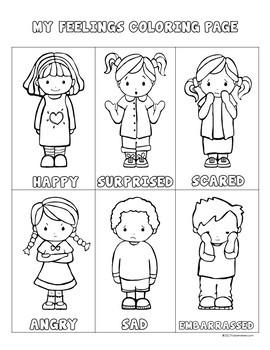 Feelings Journal: Helping Kids Express Their Feelings
