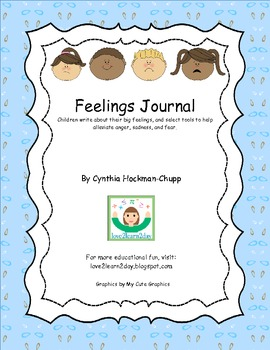 Feelings Journal: a Method to Help Process Feelings and Develop Emotional Skills