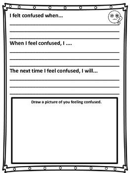 Feelings Journal and Fun Activities