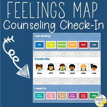 Feelings Map