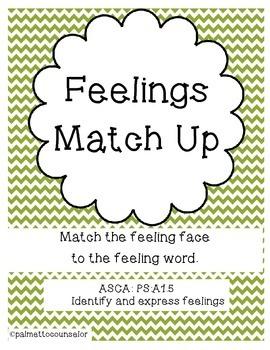 Feelings Match Game