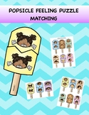 Popsicle Feeling Puzzle Matching Game