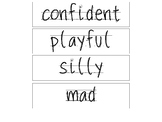 Feelings Matching Game (Vocabulary)