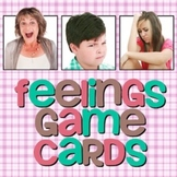 Feelings Matching and Game Cards