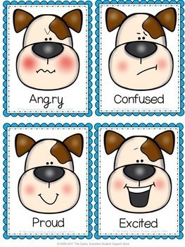 Feelings Memory Counseling Game