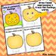 Drawing Facial Expressions Halloween Mini-Book
