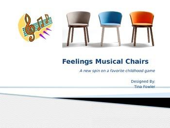 Feelings Musical Chairs