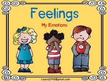 Feelings: My Emotions
