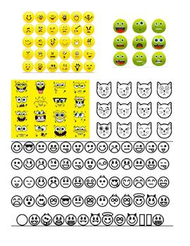 Feelings and Emotions: Text Messages with Emoji Symbols