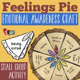 Knowing Your Feelings: Feelings Activity, Worksheet, Craft