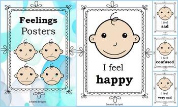 Feelings Posters