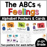 Feelings Posters - The ABCs of Feelings
