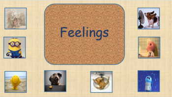 Feelings  PowerPoint FREEBIE