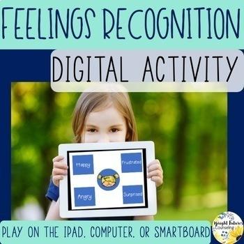 Feelings Recognition Digital Game