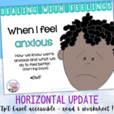 Identifying, managing feelings and emotions: Anxious boys