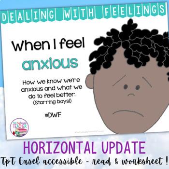 Feelings Story - When I Feel Anxious