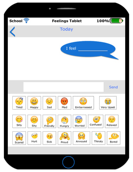 Feelings Tablet