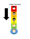 Feelings Thermometer and Cards