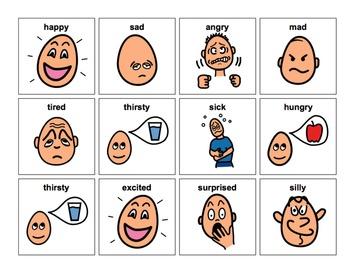 Feelings Unit (Autism/Speech-Language/Socialwork Therapy