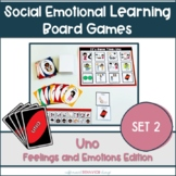 Feelings Uno Set 2 || Social Emotional Learning Games