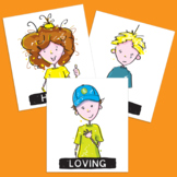 Feelings Cards + Handouts