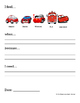 Feelings Worksheet (Cars)