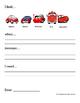 Feelings Worksheet (Cars)
