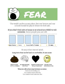 Feelings & Your Body
