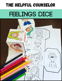 Feelings and Emotion Dice