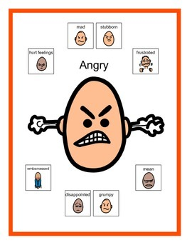 Feelings and Emotion Practice for Life Skills/Social Skills
