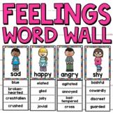 Feelings Word Wall