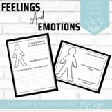 Feelings and Emotions | Maya Saggar