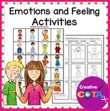 Identifying Feelings and Emotions Activities