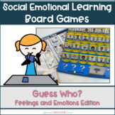 Identifying Feelings Game | Guess Who? Set 1